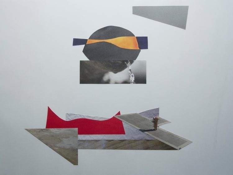 Black Lemon, Collage - art, abstract - wrjenkinson | ello