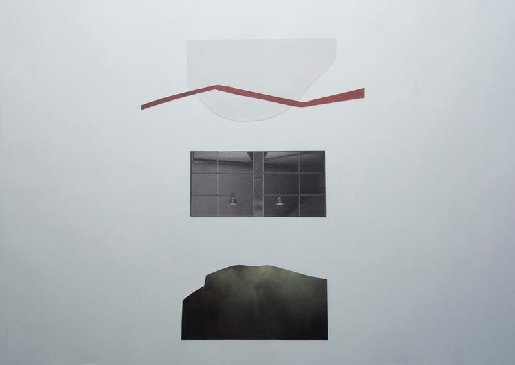 leave lights Collage - art, abstract - wrjenkinson | ello