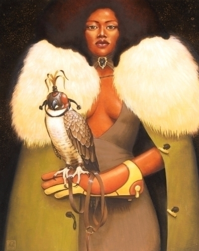 Frida Kamau - blackartmatters | ello