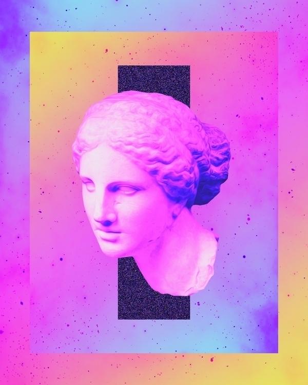 Cornel - digitalart, abstract, artdaily - dorianlegret | ello