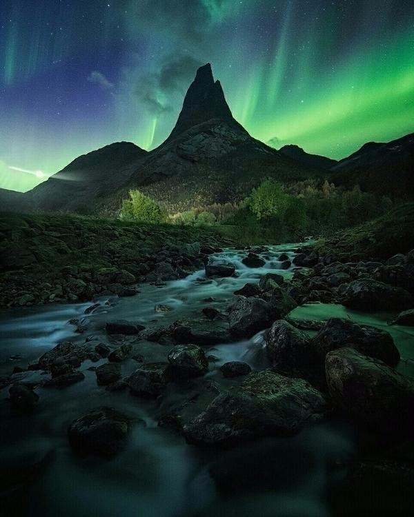 majestic Stetind, national moun - felixinden | ello