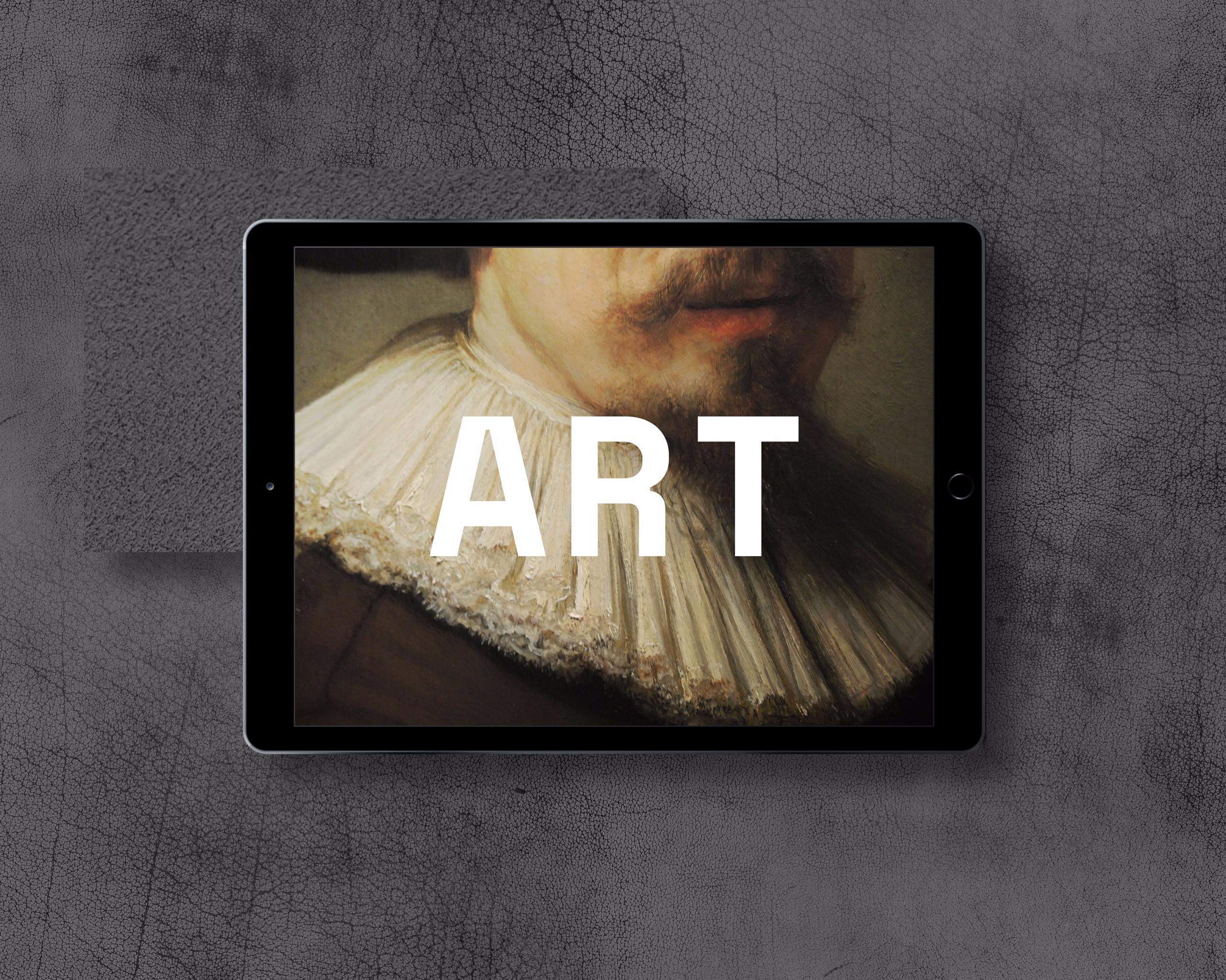 ART — Laces Rembrandt 2017 - jemurphy   ello