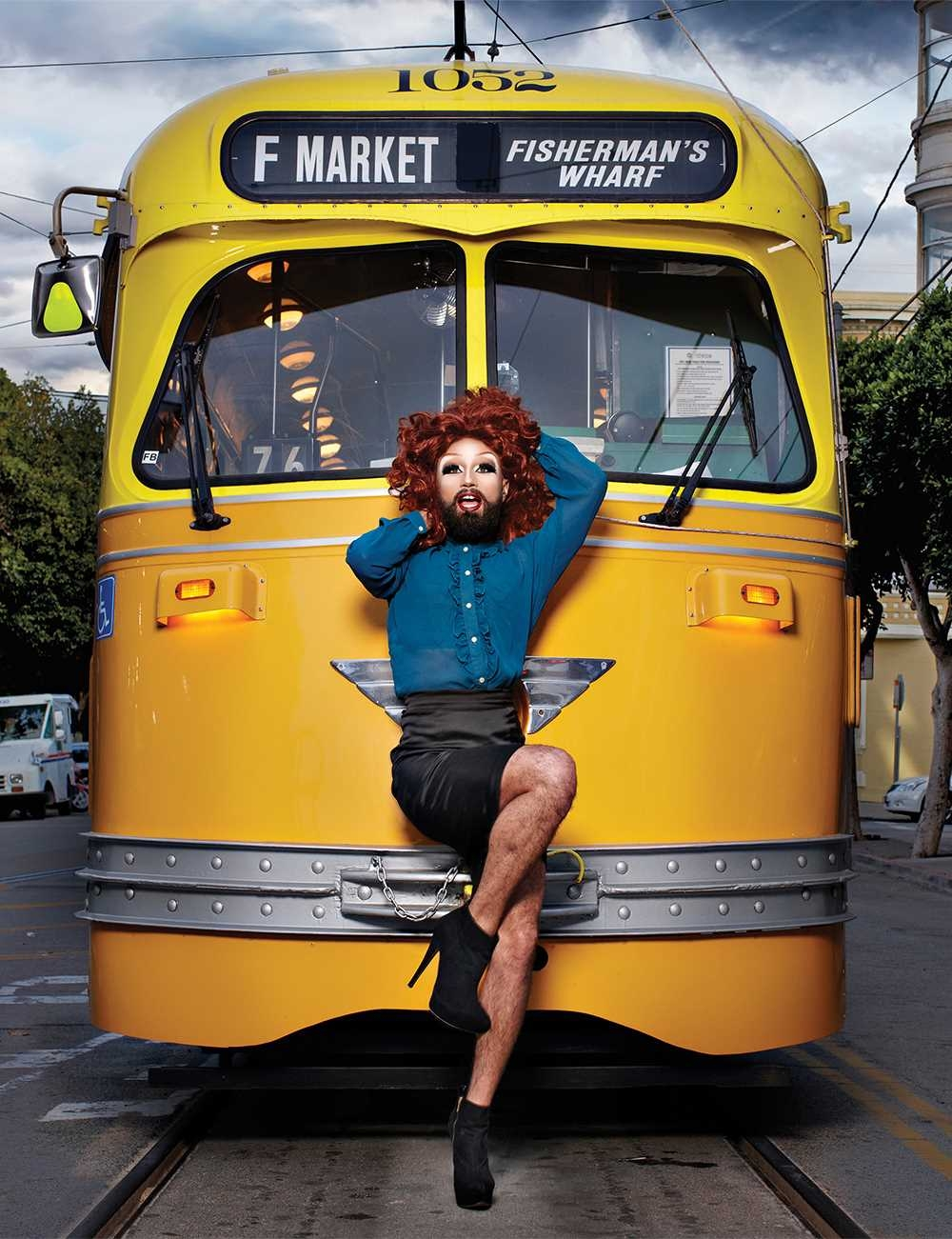 Glamour Photography: Drag Queen - photogrist   ello
