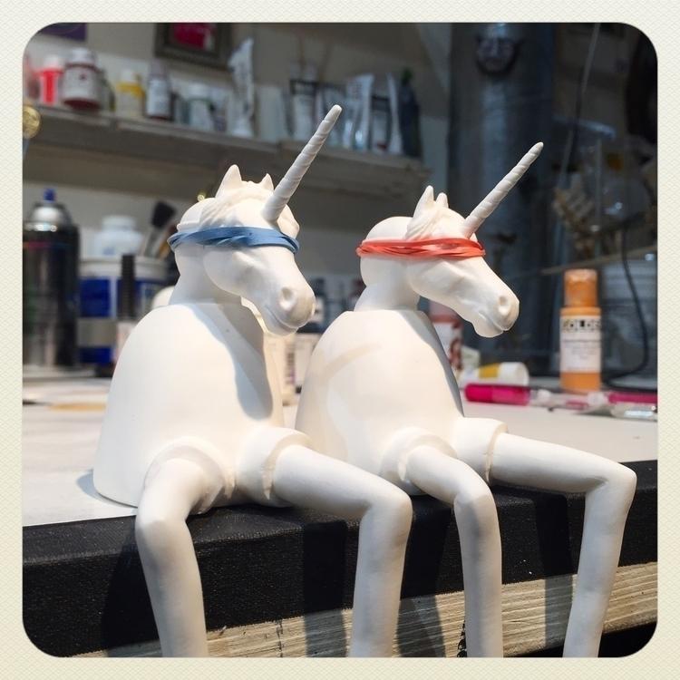 Unicorn Disciples progress - sferrera | ello