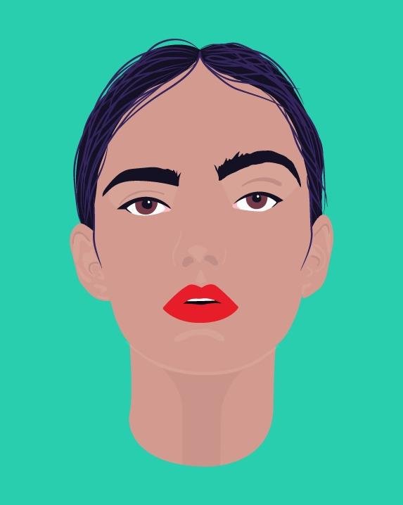 wut - illustration, elizabetharden - byisabel | ello