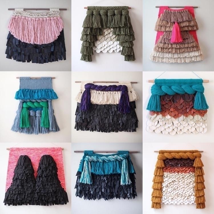 work - weaving, textiles, texture - smoothhills | ello