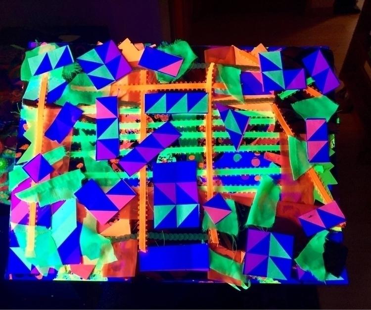 shapes - heartsparkart   ello