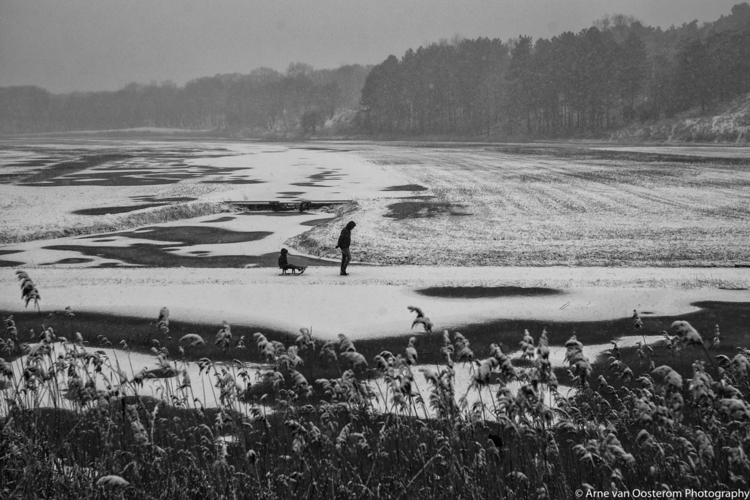 dunes - photography, blackandwhitephotography - arnevanoosterom   ello