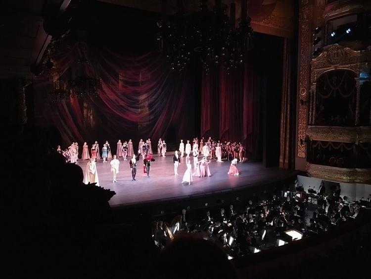 Today Bolshoi Romeo Juliet ball - kseniaanske   ello