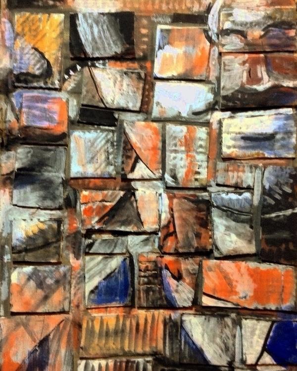 - painting decide turned fine - art - paolobeneforti | ello