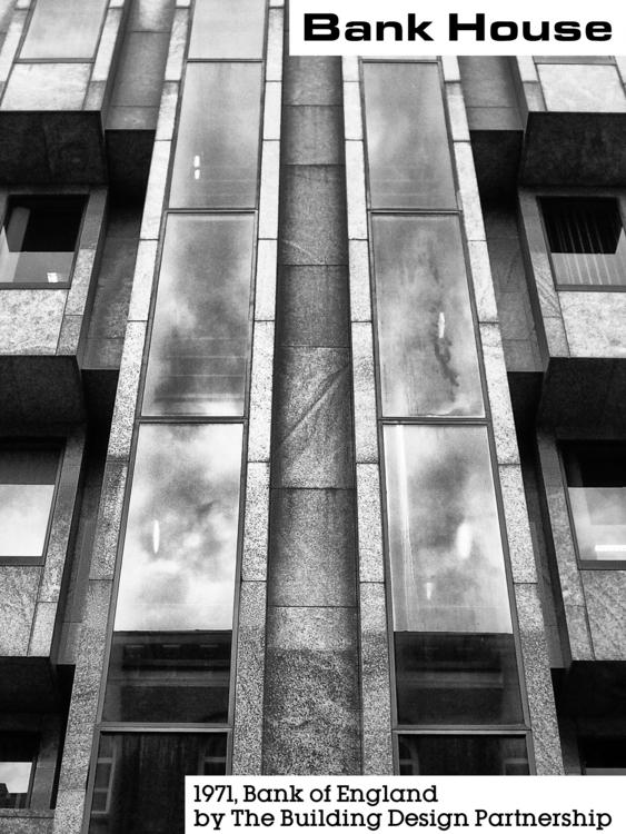 Bank House - Leeds - brutalist, brutalistarchitecture - philopenshaw | ello