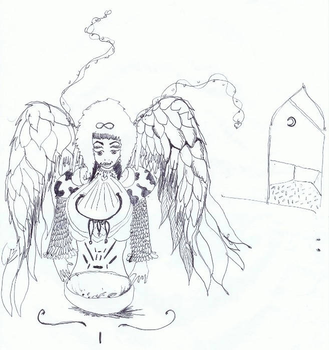 'Angel Death' ~2011 - art - jio_and_her_rags | ello