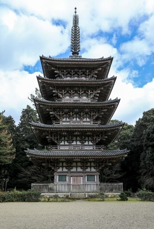 Daigo-ji Temple Pagoda - miki_abe | ello