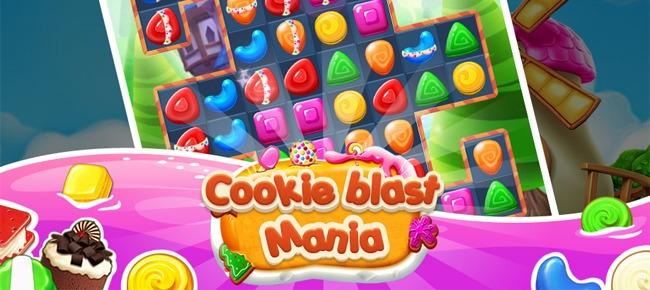 Cookie Blast Mania complete mat - appngamereskin | ello