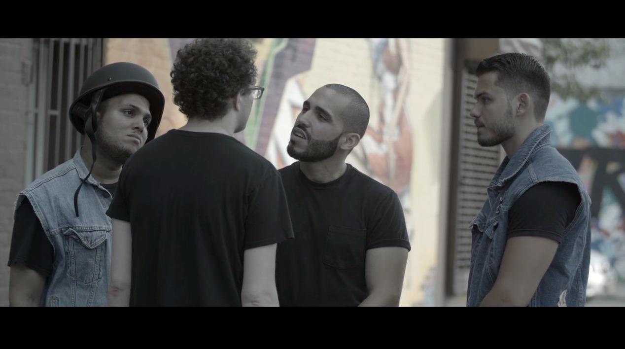 Scene upcoming film TROUBLE - filmmaking - alphabetcityfilms | ello