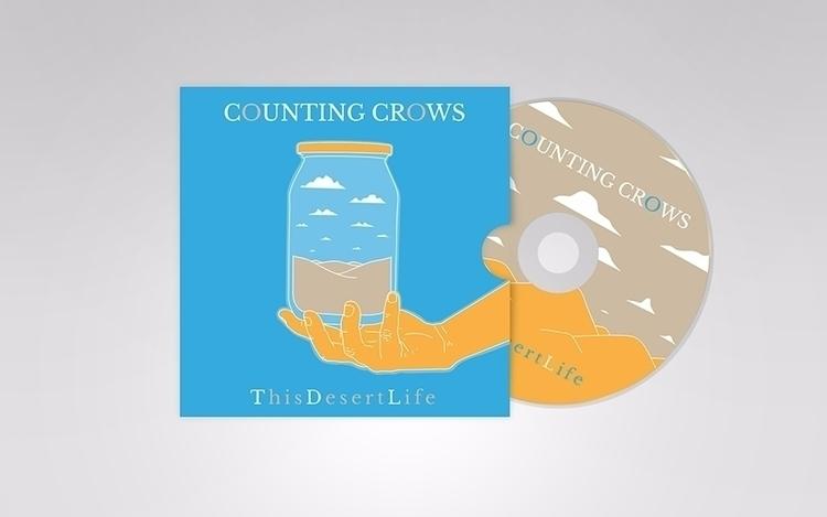 Counting Crows - Desert Life - federicogastaldi | ello