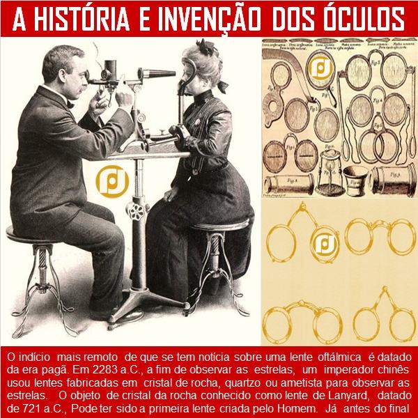 história invenção dos Óculos - oblogdojf - jfhyppolito | ello