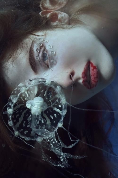 """Origin"" — Photographer: Marta  - darkbeautymag | ello"