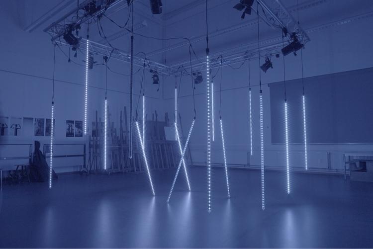 LED Forest LichtCampus Hildeshe - cansik | ello