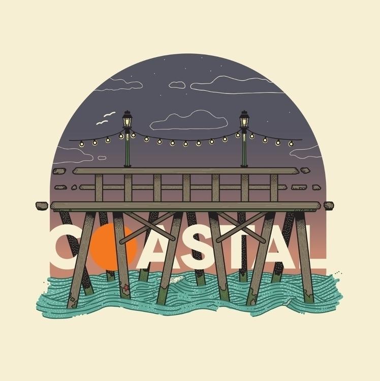 Original (Coastal) Variant desi - maplekeystudio | ello