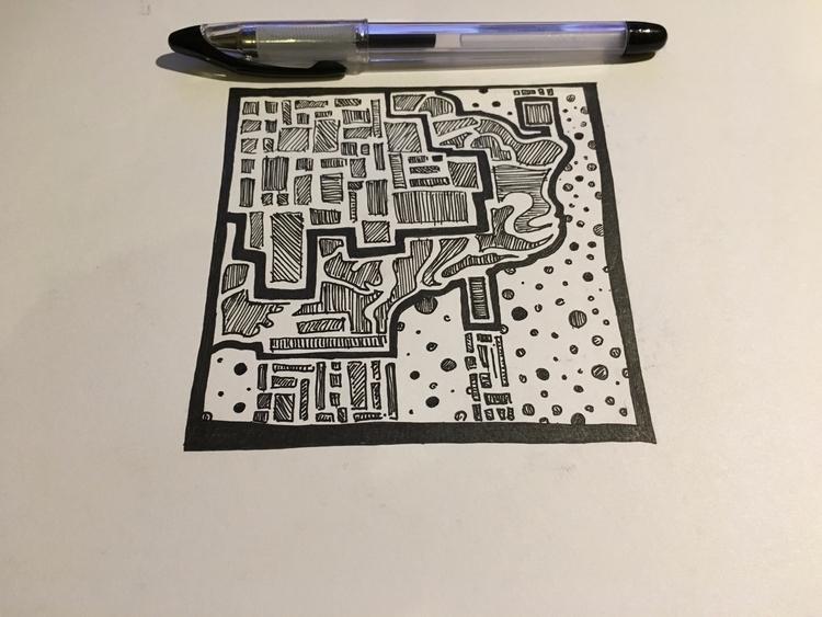 Line Doodle - greentect | ello