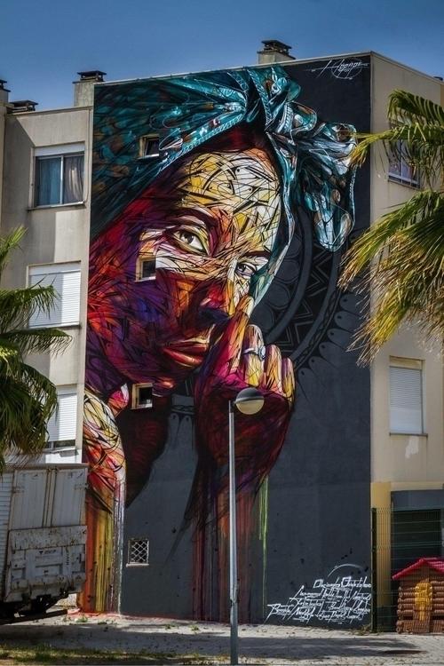 Artist: Hopare - streetartunitedstates | ello