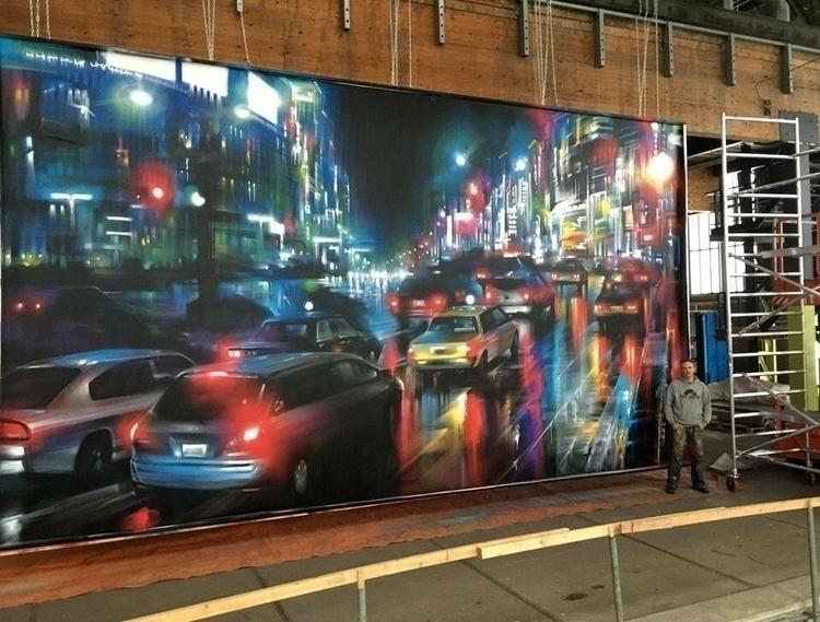 Artist: Dan Kitchener ( DANK )  - streetartunitedstates | ello