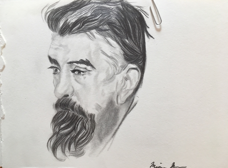 Men Sketches (2016)- Melissa Ro - missymel6 | ello