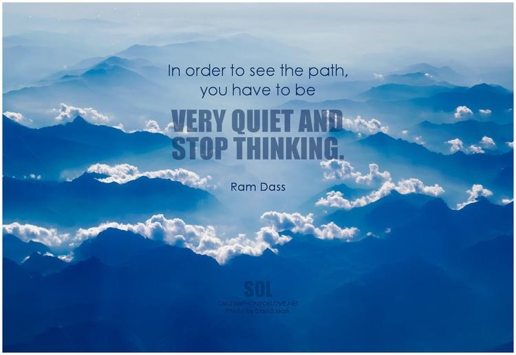 picture quotes Peace order path - symphonyoflove | ello