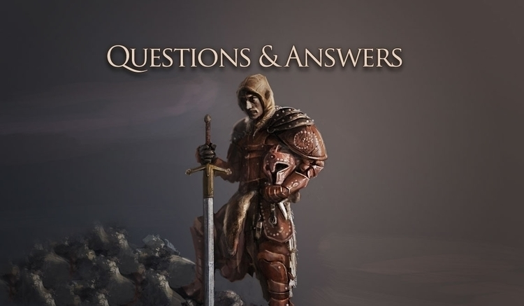 & Answers answers pressing  - forgedchaos | ello