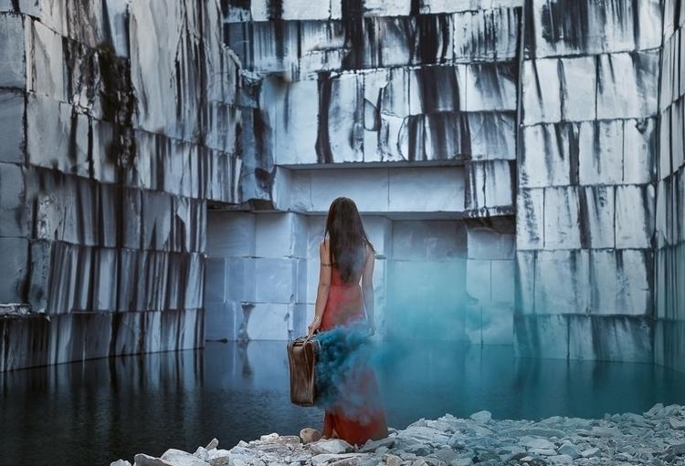 Photographer:Federico Baronti  - darkbeautymag | ello