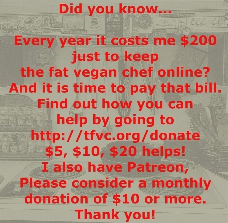 give day. money spend buying in - thefatveganchef | ello
