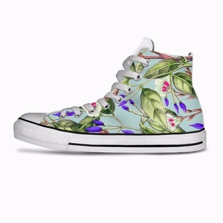 Obsession' Canvas Shoes - lates - 83oranges   ello