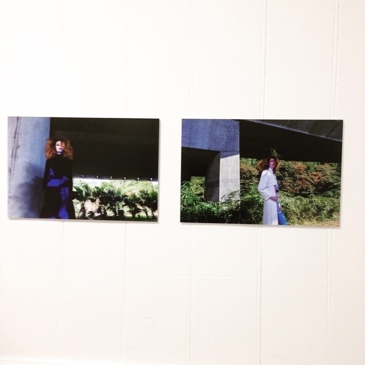 LE MANIFESTE COULEUR ' | Exhibi - karinechaneyin | ello