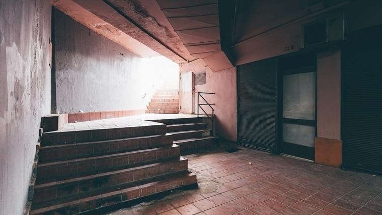 Underground Passage  - architecture - efe12   ello