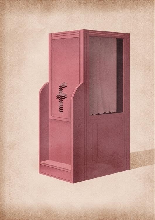 Social Media Confessions - fb, social - marcomelgrati | ello