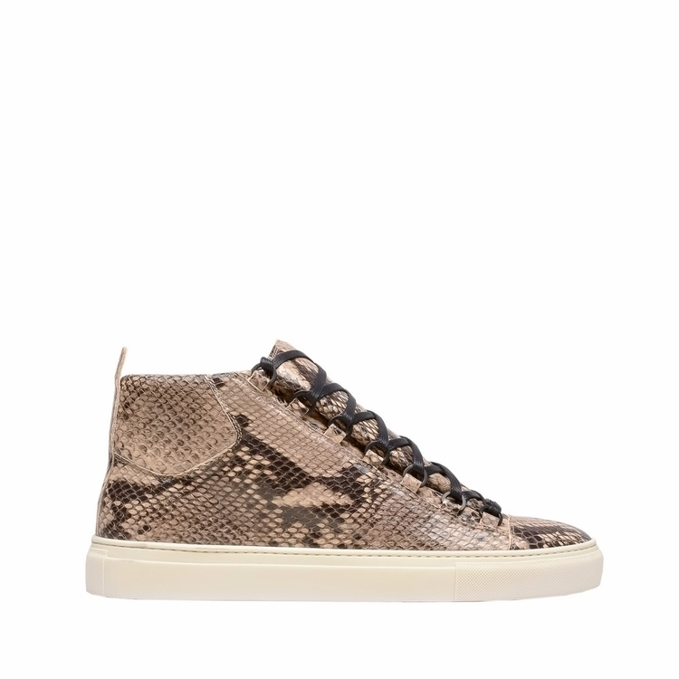 Balenciaga High Sneakers | BEIG - 2beornot2be | ello
