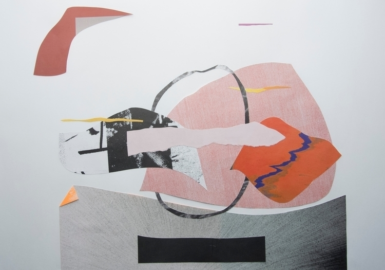 Earmarked Collage - art, abstract - wrjenkinson | ello