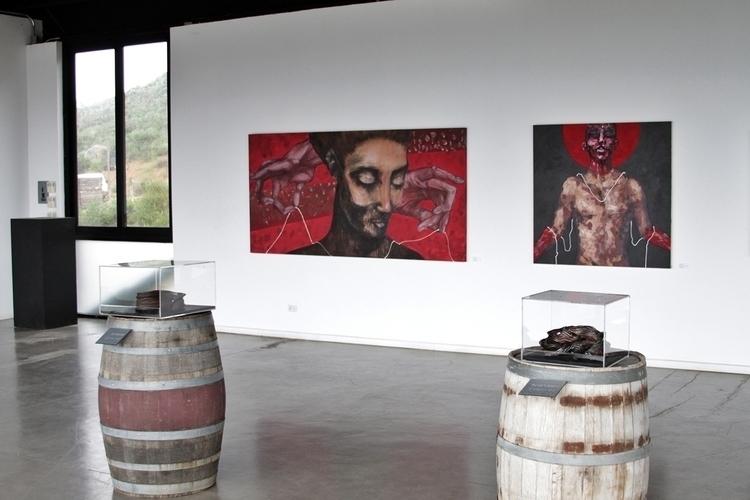 Exhibición de obra en Encuentro - ernesto-andre | ello