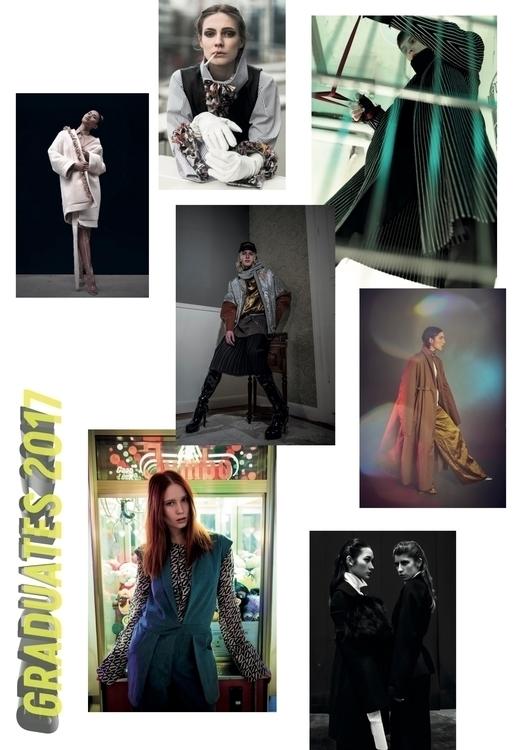 graduate class 2017! fashion ac - designdepartment   ello