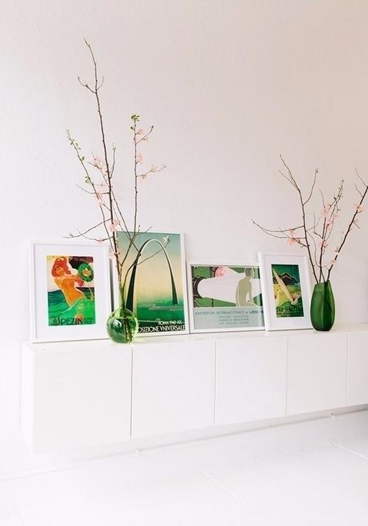pantone-inspired art decor art - sfgirlbybay | ello