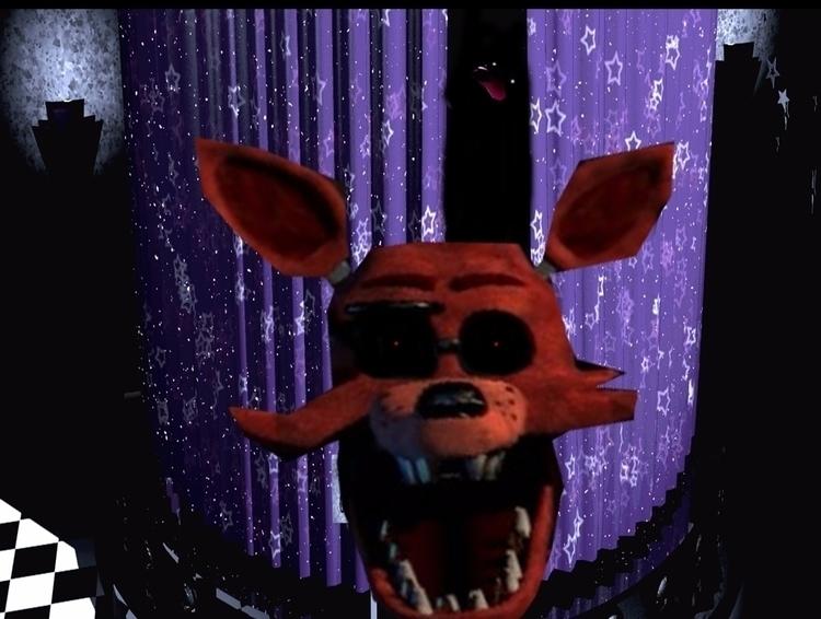 rare moment - Foxy - piopkj | ello