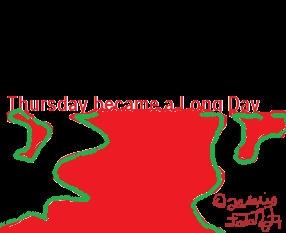 Thursday:bangbang: Happy Black  - agathacards | ello