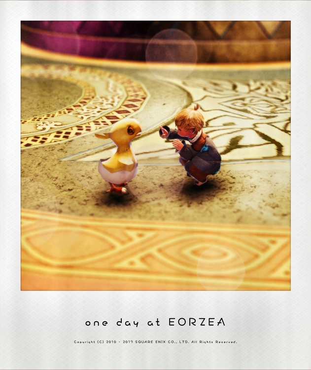 day EORZEA act.33 ~ちいさなはじめまして~  - flcvs | ello