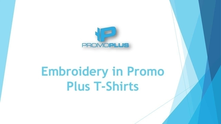 Embroidery solutions branding b - promoplustshirts | ello