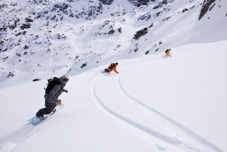 Hell Photo pro snowboarder Aust - thefieldmag | ello