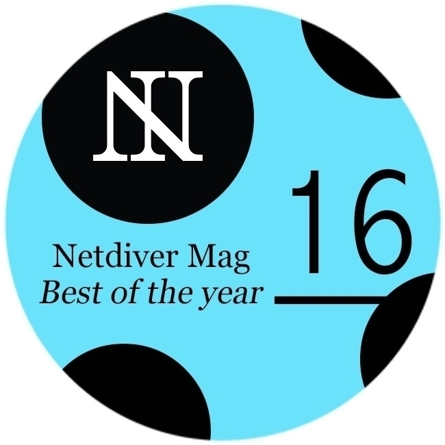 _Netdiver Mag Year released_ BO - ellodesign | ello