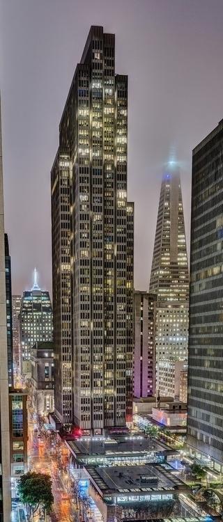 Room View, Hyatt, San Francisco - davidrrobinson | ello