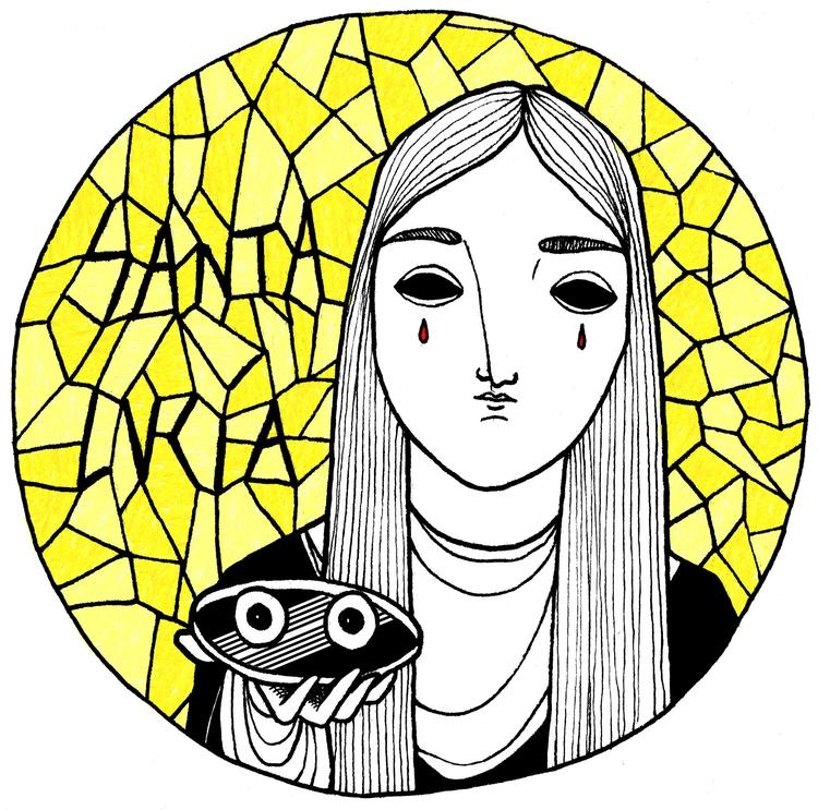 Project: Santxs! /Saints - saints - ilustracioneszurdas | ello