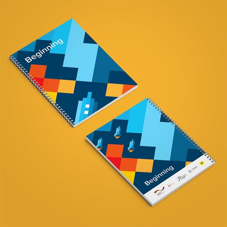 Beginning notebook. series lect - nikolastosic_ | ello